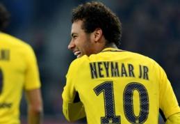 Rusijos klubas prieš dešimtmetį atsisakė įsigyti Neymarą