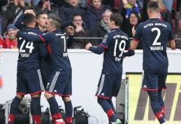 """Vokietijoje - aštuntoji """"Bayern"""" pergalė paeiliui (VIDEO)"""