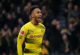 """P. Aubameyango atsiprašymas skirtas """"Borussia"""" fanams: aš esu beprotis vyrukas"""