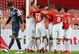 """R. Falcao atvedė """"Monaco"""" į lygos taurės finalą (VIDEO)"""