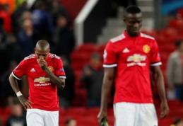 """R. Ferdinandas: atrodė, kad """"Man Utd žaidėjai pirmą kartą pamatė vienas kitą"""