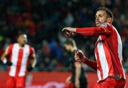 """""""Girona"""" pakilo į šeštąją poziciją Ispanijos pirmenybėse (VIDEO)"""