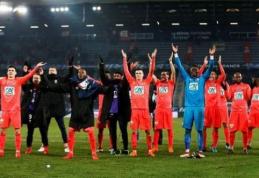 """""""Caen"""" eliminavo """"Lyon"""" iš Prancūzijos taurės ir pateko į pusfinalį (VIDEO)"""