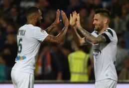 """Dominavusi """"Montpellier"""" suklupo prieš """"St-Etienne"""""""