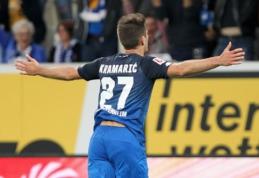 """""""Hoffenheim"""" nugalėjo """"Hannover"""" ir veržiasi į Čempionų lygą (VIDEO)"""