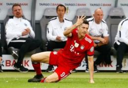 R. Lewandowskio agentas: jam reikia permainų
