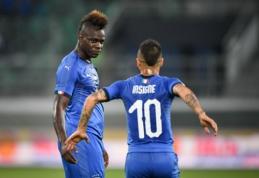 Draugiškos rungtynės: R. Mancini debiutavo pergalingai, portugalai neįveikė Tuniso (VIDEO)