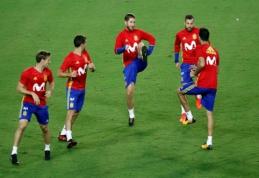 Paskelbti žaidėjai atstovausiantys Ispanijai planetos pirmenybėse