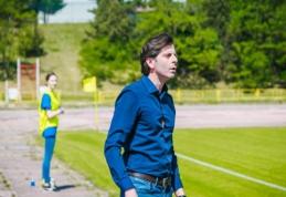 """Po nesėkmingo sezono starto """"Jonava"""" atleido trenerį, jį pakeis D. Gvildys"""