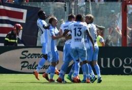 """Lygiąsias pasiekusi """"Lazio"""" žengė žingsnį Čempionų lygos link, """"AC Milan"""" išsaugojo šeštąją poziciją (VIDEO)"""