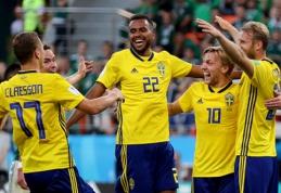 Z.Ibrahimovičius: švedai, kaip ir aš, užkariauja pasaulį