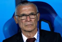 Egipto rinktinė turės naują trenerį