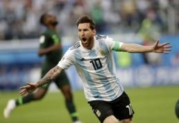 L. Messi: neprisimenu, kada teko išgyventi didesnę dramą nei šios rungtynės