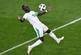 S.Mane efektas: puolėjui įmušus, Senegalas nepralaimi