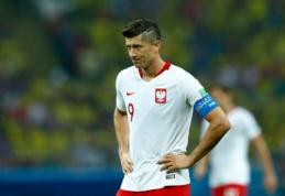 R. Lewandowskis: norėdamas kažką nuveikti čempionate turi turėti gerą komandą