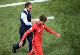 D. Alli gali praleisti kitas Anglijos rungtynes