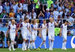 Įspūdinga: Argentinoje yra daugiau futbolininkų nei Islandijoje gyventojų