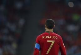 C. Ronaldo įsirašė į pasaulio čempionato istoriją