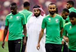 Savo rinktine nusivylusi Saudo Arabijos valdžia jau pateikė sistemą, kaip pagerinti šalies rinktinę