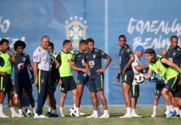 Patikimų prognozuotojų spėlionė - pasaulio čempionatą laimės brazilai