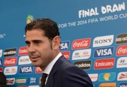 Oficialu: Ispanijai pasaulio čempionate vadovaus F. Hierro