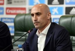 Ispanijos futbolo federacijos prezidentas paaiškino J. Lopetegui atleidimo priežastis