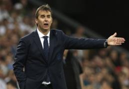 Oficialu: Ispanijos futbolo federacija atleido J. Lopetegui