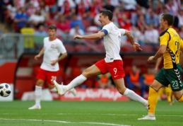 Draugiškų rungtynių ciklą lietuviai užbaigė triuškinama nesėkme prieš lenkus (VIDEO)