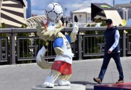 Pasaulio čempionato ritmu: F grupės apžvalga (VIDEO, FOTO)