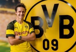"""Oficialu: """"Borussia"""" įsigijo Danijos rinktinės narį"""