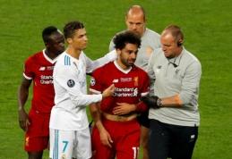 Galutinę sudėtį paskelbusi Egipto rinktinė į pasaulio čempionatą vyksta su M. Salah