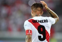 Peru rinktinėje - dėl dopingo vartojimo čempionatą praleisti turėjęs P. Guerrero