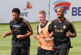 Paaiškėjo galutinė Belgijos rinktinės sudėtis pasaulio čempionatui