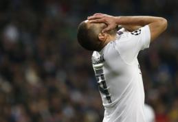 Prancūzijos futbolo federacijos prezidentas: K. Benzema niekada nesugrįš į rinktinę