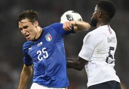 Europos grandai stoja į kovą dėl italų brangakmenio (VIDEO)