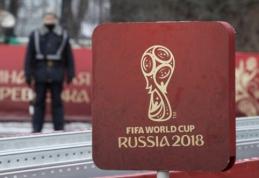 FIFA pristatė oficialią pasaulio čempionato dainą ir TV vinjetę (VIDEO)
