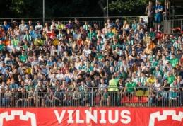 """L. Antalis rungtynių pabaigoje nukalė """"Žalgiriui"""" pergalę Europos lygos atrankoje (VIDEO)"""