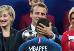 T. Bakayoko: Mbappe yra geriausias žaidėjas pasaulyje