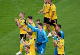 Belgijos komanda: pasaulio čempionatas mums buvo beveik idealus