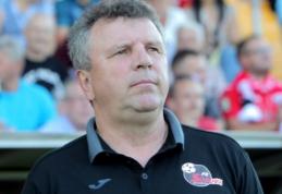 """Bomba A lygoje: Vilniaus """"Žalgirio"""" vairą perima V. Čeburinas"""