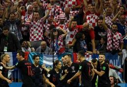 Kroatai perrašė istoriją ir žais dėl pasaulio čempionų titulo (VIDEO)