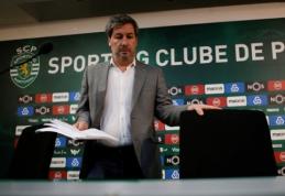 """""""Sporting"""" klubas išleido milžinišką sumą, kad būtų giriamas socialiniuose tinkluose"""