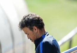 Oficialu: L. Enrique tapo Ispanijos rinktinės treneriu