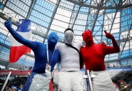 Atskleistos naktinės prancūzų linksmybės po pergalės prieš Argentiną