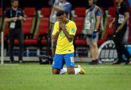 Sunkiausią pralaimėjimą karjeroje išgyvenęs Neymaras: nežinau, kaip vėl reikės pradėti žaisti futbolą