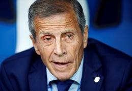 O.Tabarezas nėra tikras dėl savo ateities Urugvajaus futbolo rinktinėje