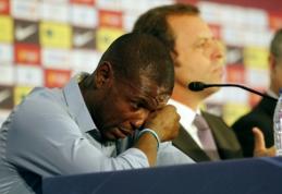 """Barcelona"" nutraukė sutartį su sporto direktoriumi E. Abidaliu"