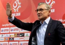 Iš Lenkijos rinktinės trenerių pareigų traukiasi A. Nawalka