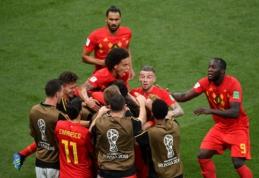 """Belgijos reakcija į rinktinės pasirodymą: """"Puiku? Ne, labai blogai"""""""