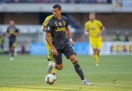 P.Casiraghi: C.Ronaldo nepelnys 40 įvarčių